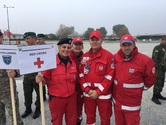 SEVEN STARS 2018 – SEEBRIG HQ Tyrnavos SOUTH – EASTERN EUROPE BRIGADE / Hellenic Red Cross